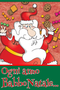 Buffo Natale e Strepitosa Befana, ebook illustrati per bambini gratis e stampabili
