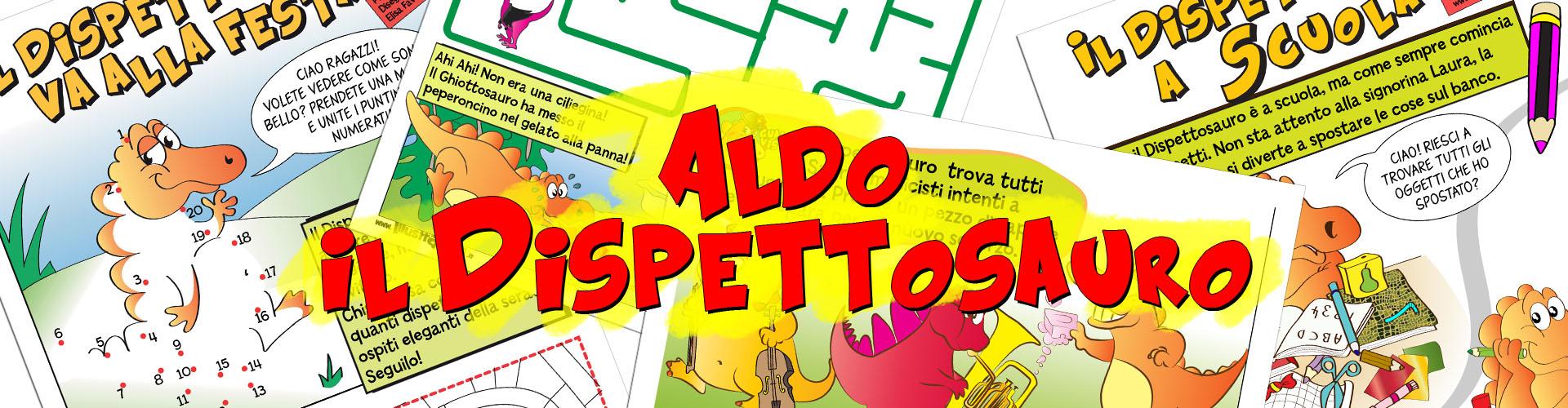 Aldo il Dispettosauro