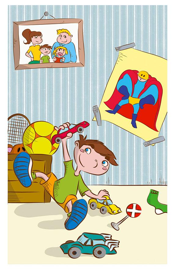 Rumori Mostruosi libro illustrato per bambini multiculturalità razzismo