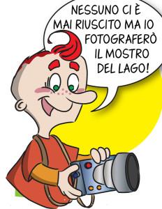 Tito Diaframma e la foto del secolo, storie per bambini gratis